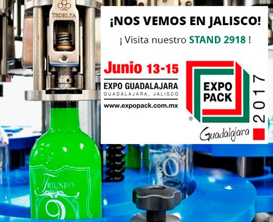 Tedelta expondrá en Expopack 2017