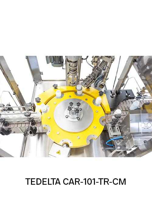 TEDELTA CAR 101 TR CM